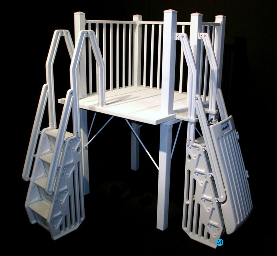 Swimming Pool Swimming Pool Ladders For Above Ground Pools Ideas Rectangular Pool Steps Ladder