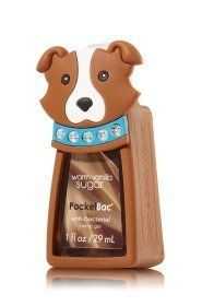 Bath And Body Works Dog Magnetic Pocketbac Holder By Bath Body