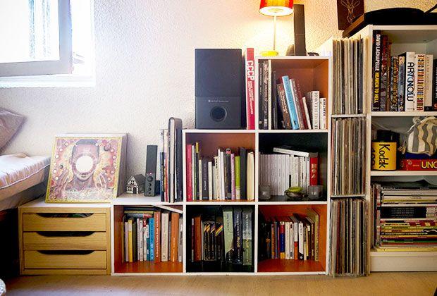 Dans lu0027appartu0027 deu2026 Marylin, maquettiste freelance à Toulouse Toulouse - location appartement meuble toulouse