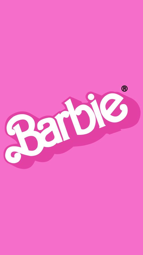 barbie and pink image Wallpapers phone Pinterest