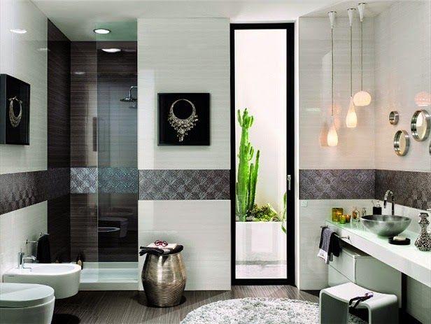 Fotos de baños modernos: fotos de baños con ceramico cuando vuelva ...