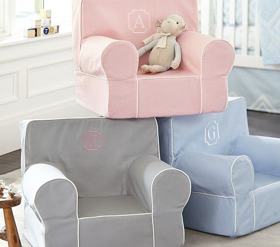 My First Anywhere Chair Collection Pottery Barn Kids Kreslo
