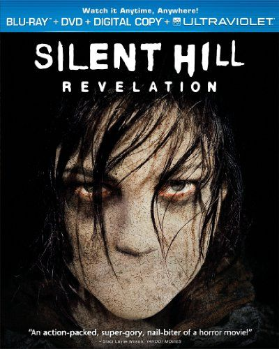 Silent Hill Revelation Two Disc Combo Pack Holiday Adds Peliculas De Terror Silent Hill Silent Hill Revelation