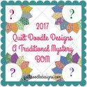 Links to 2017 Quilt Alongs at Busy Hands Quilts - Quilt Doodle Designs Mystery BOM