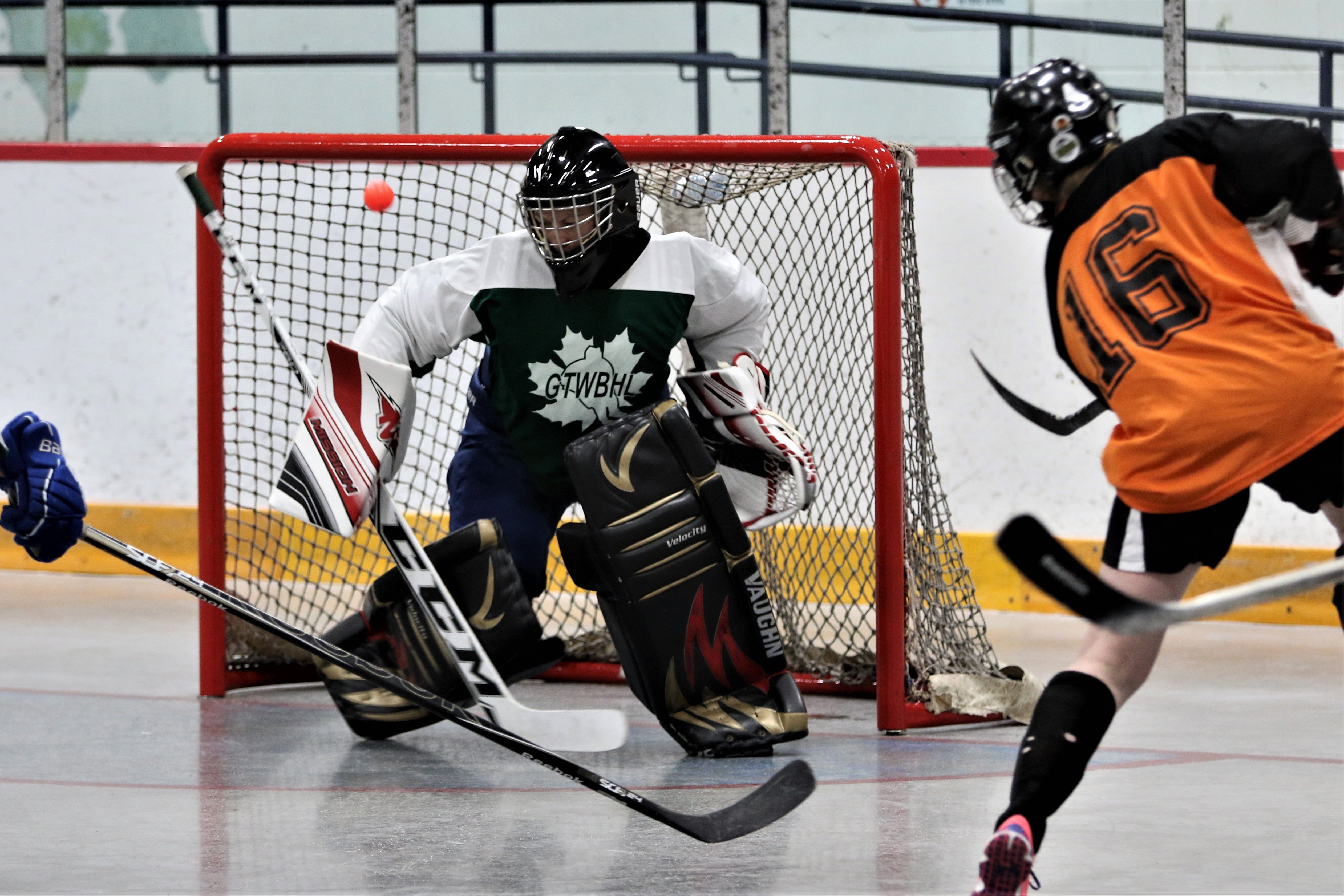 The Gtwbhl A League Passionate About Ball Hockey League Hockey Players Hockey