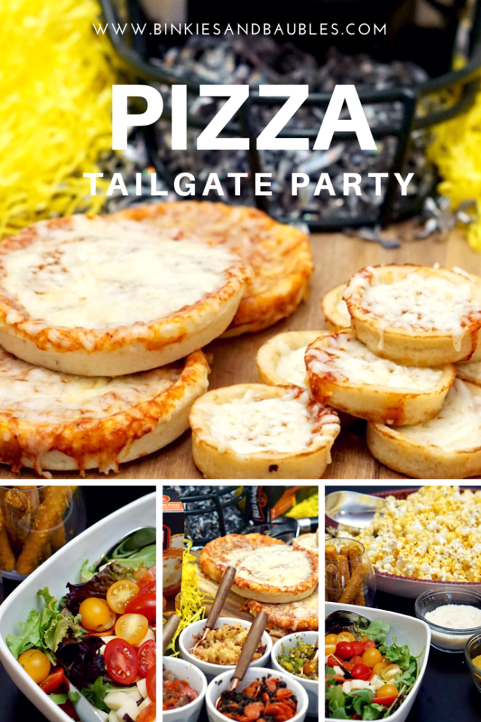 Personal pizza tailgate party pizza bar pizzaparty pizza toddler food recipes personal pizza tailgate party pizza bar pizzaparty pizza tailgate forumfinder Choice Image