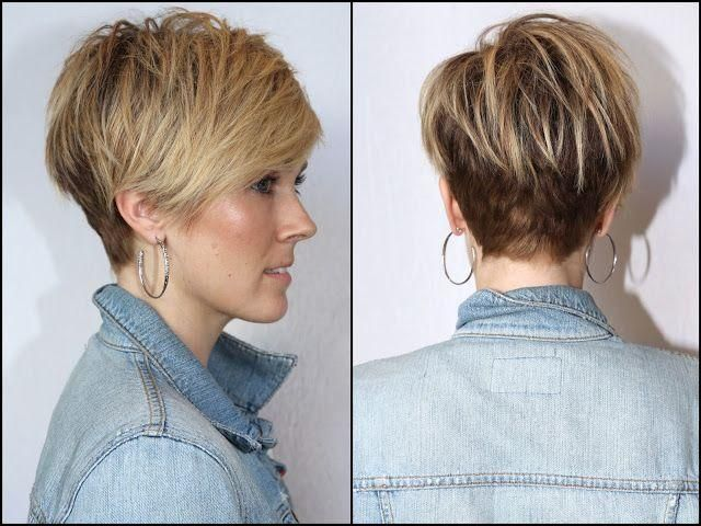 Edgy Short Hairstyles For Fine Hair 2017 Hairstyles Short Hair
