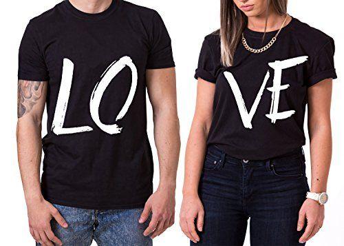 Urban Kingz 2X Couple Partenaire Oversize Longue T-Shirt Set Mod/èle Gangster Couple//pour Homme /& Femme//diff/érentes Tailles et Couleurs