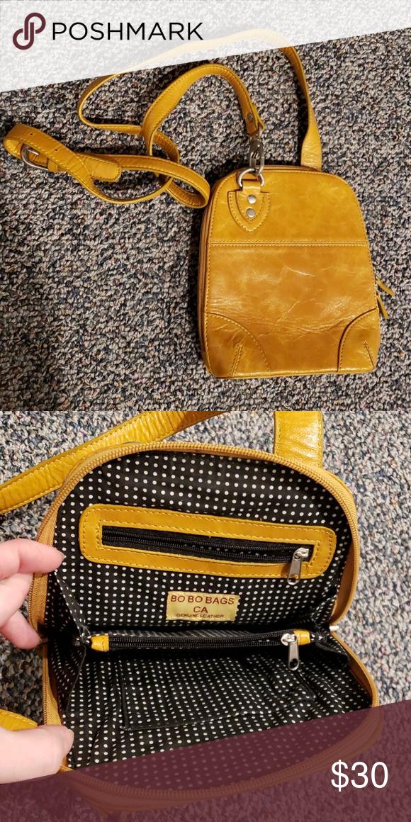 Bo Bags Ca Cross Body Bag Of California