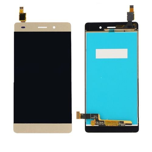 14 73 Ipartsbuy Lcd Screen Touch Screen Digitizer Assembly Replacement For Huawei P8 Lite Gold