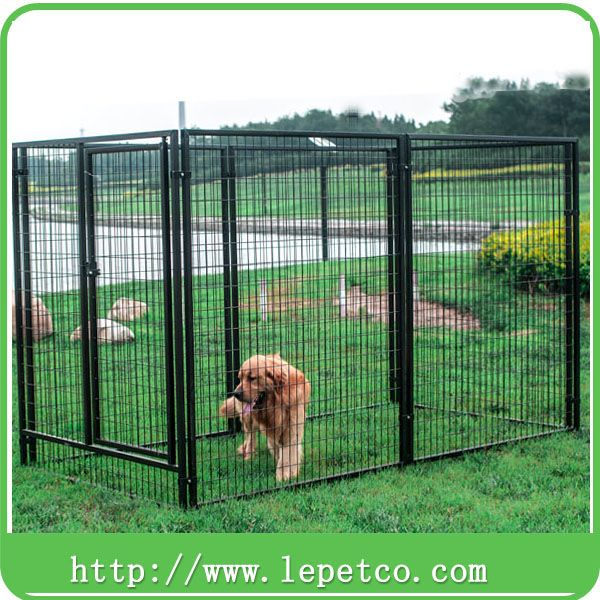 Set For Outdoor This Spacious And Heavy Duty Welded Wire Dog Kennel Provides Enough Room For Wire Dog Kennel Chain Link Dog Kennel Elevated Dog Bed