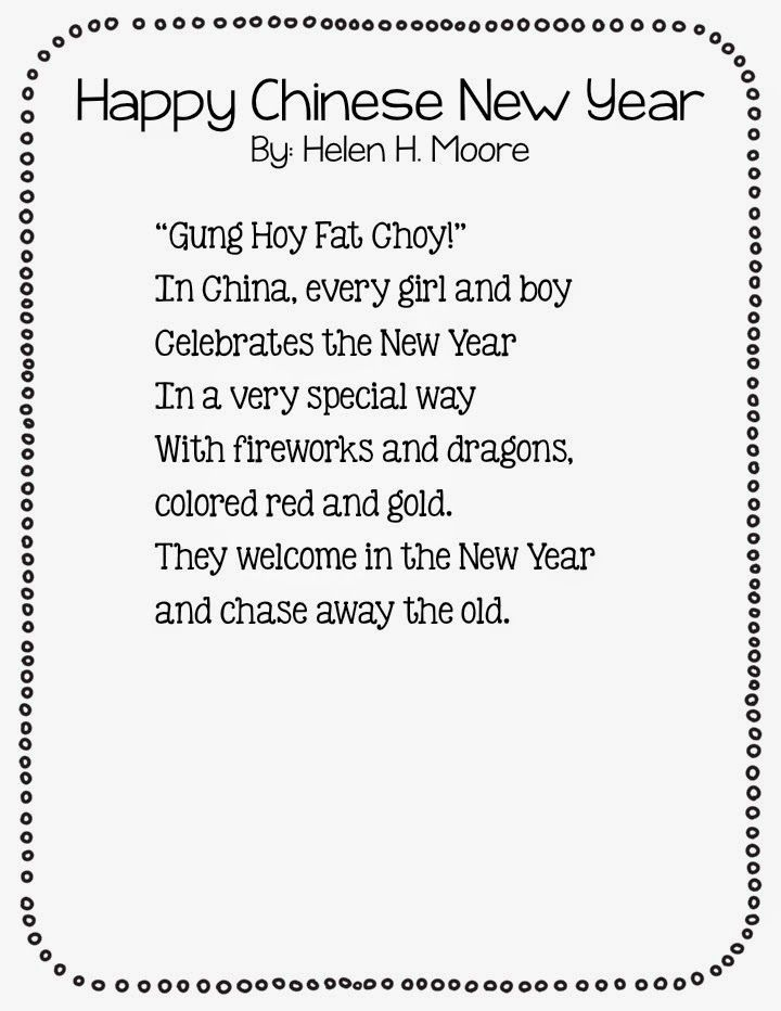 Chinese New Year teaching ideas! Primary Powers: Happy New Year