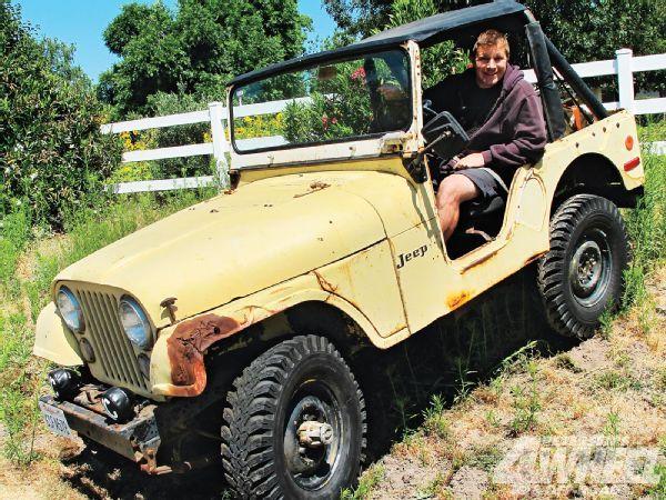 1973 Jeep Cj 5 Project Lemon Pie Jeep Cj Jeep Old Jeep Wrangler