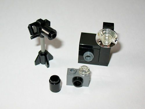 Lego Minifig Camera : Lego cameras for my boys lego lego camera custom lego