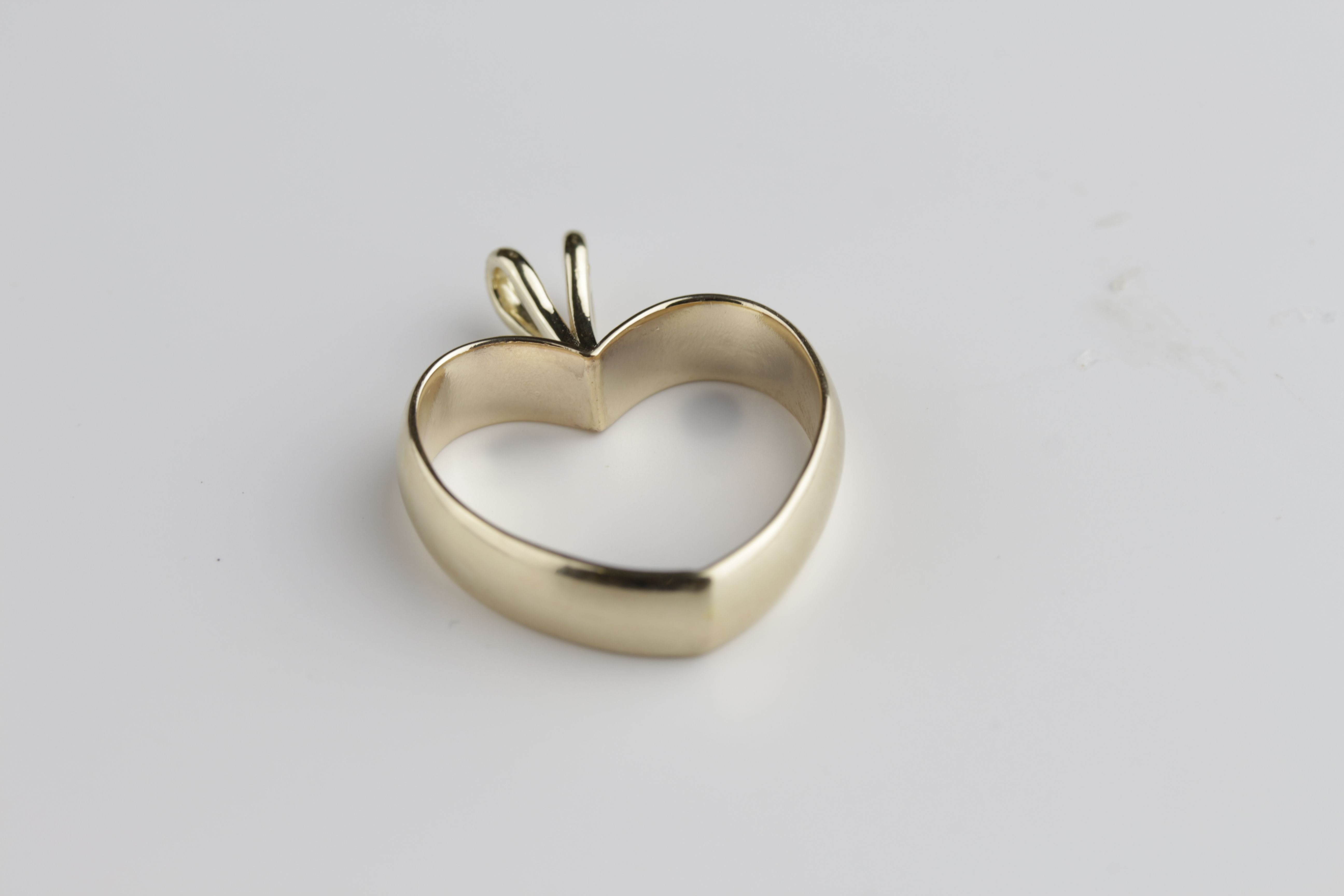 Beloved Wedding Band Made Into A Necklace Pendant Wedding Ring
