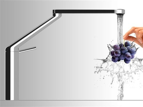 360 Degree Rotation Kitchen Faucet By Nobili U2013 Zoom