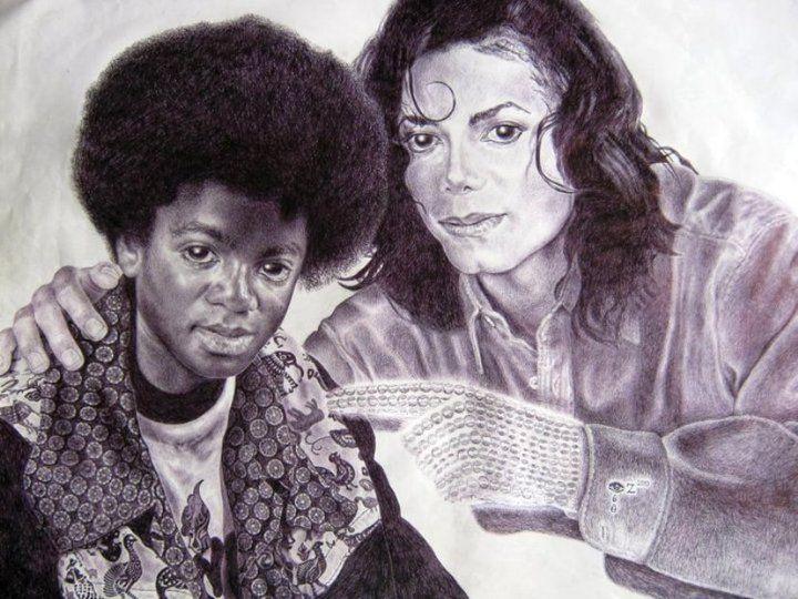 Michael Jackson We Love You.