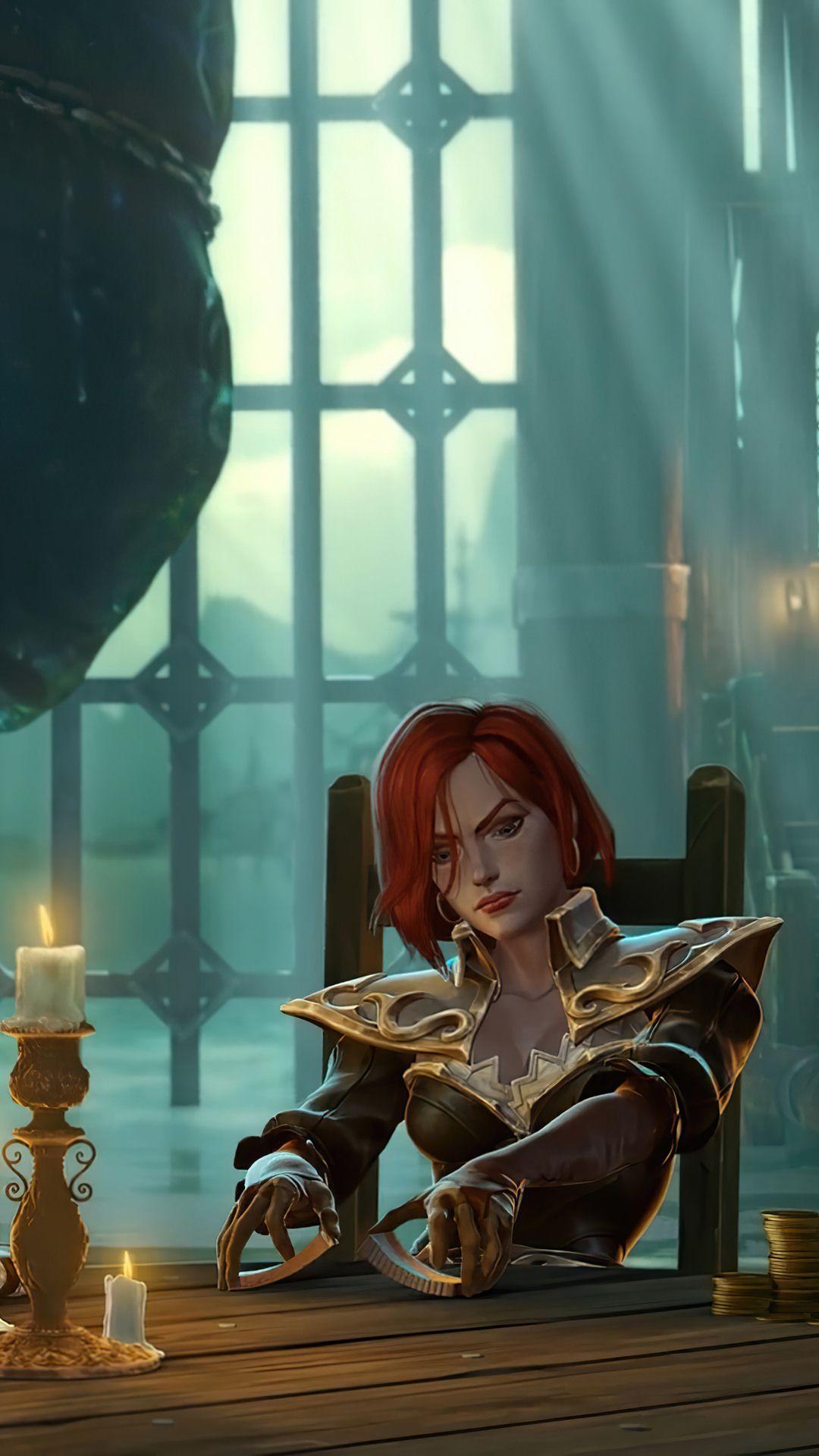 Pretty Mafia Miss Fortune (skin): League of (16 Jan