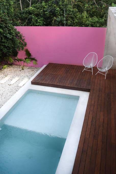 Design Tropical Stylish Home w.Pool Häuser zur Miete in