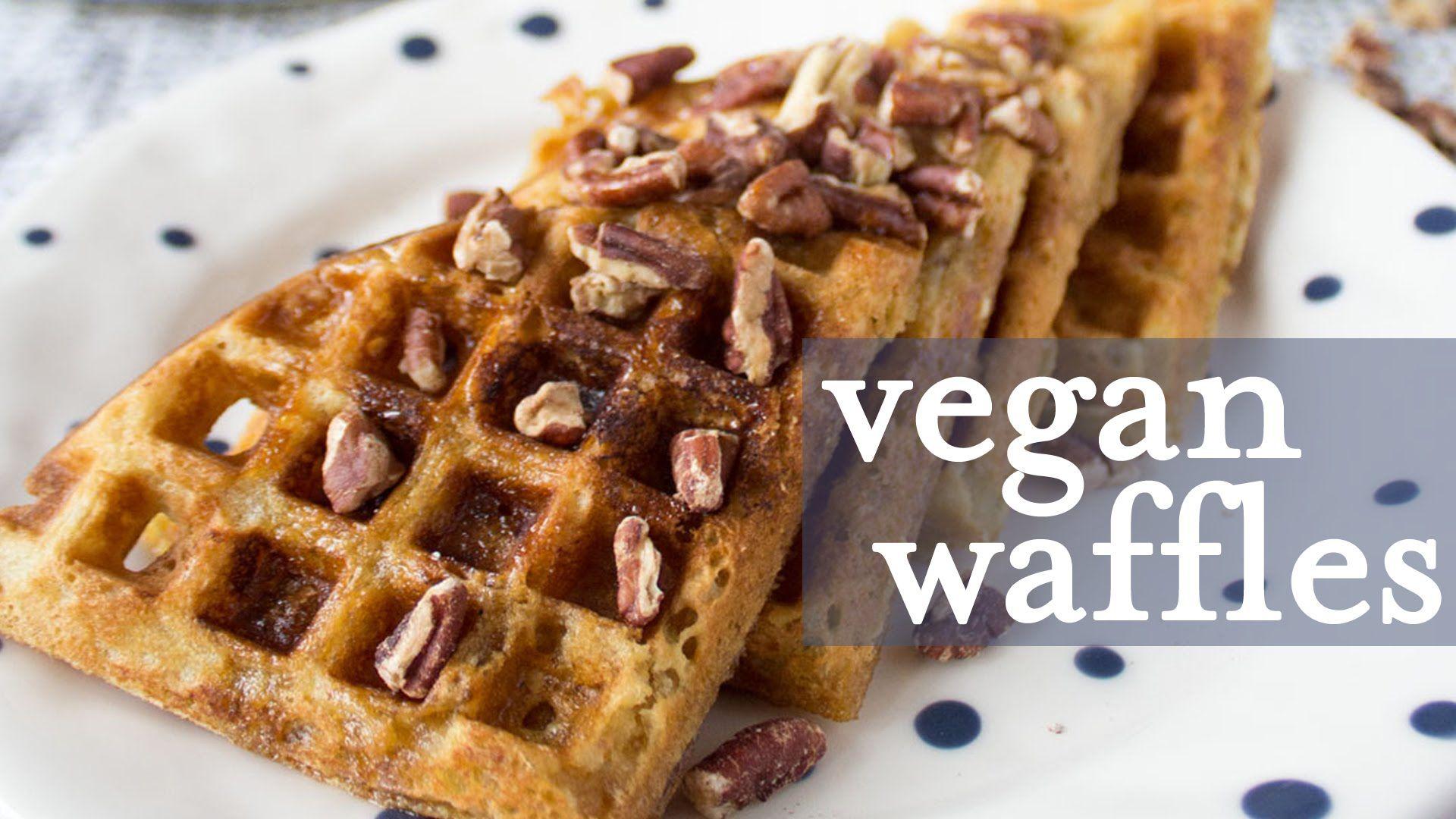 Vegan Buttermilk Waffles Vegan Soul Food Buttermilk Waffles Recipes Food