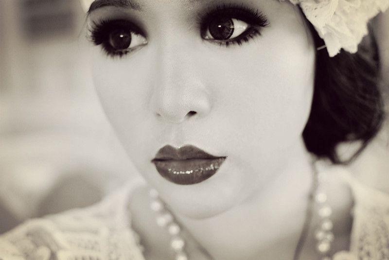 1920s Make-up Tutorial