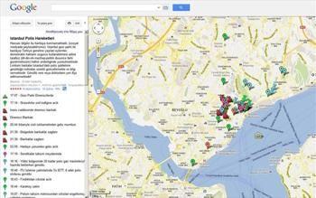 Τουρκία: Εργαλείο για τους διαδηλωτές το Google Maps  - Ως μέσο αναγνώρισης χρησιμοποιούν οι Τούρκοι διαδηλωτές το Google Maps, δημιουργώντας το Istanbul Polis Hareketleri: ένα χάρτη κινήσεων της αστυνομίας, που επικεντρώνεται στην... - http://www.secnews.gr/archives/63470