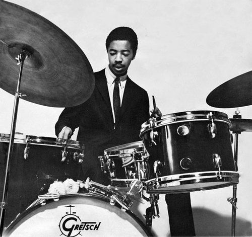 Kenny Clarke - Jan  2  1914 - Jan  26, 1985 - Drums   Jazz