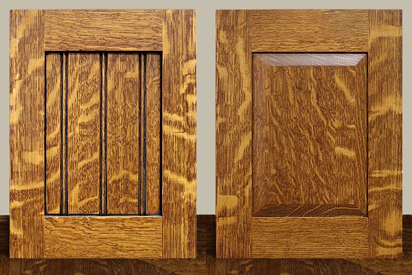 Best Quarter Sawn Oak Cabinets Kitchen Quarter Sawn White Oak 400 x 300