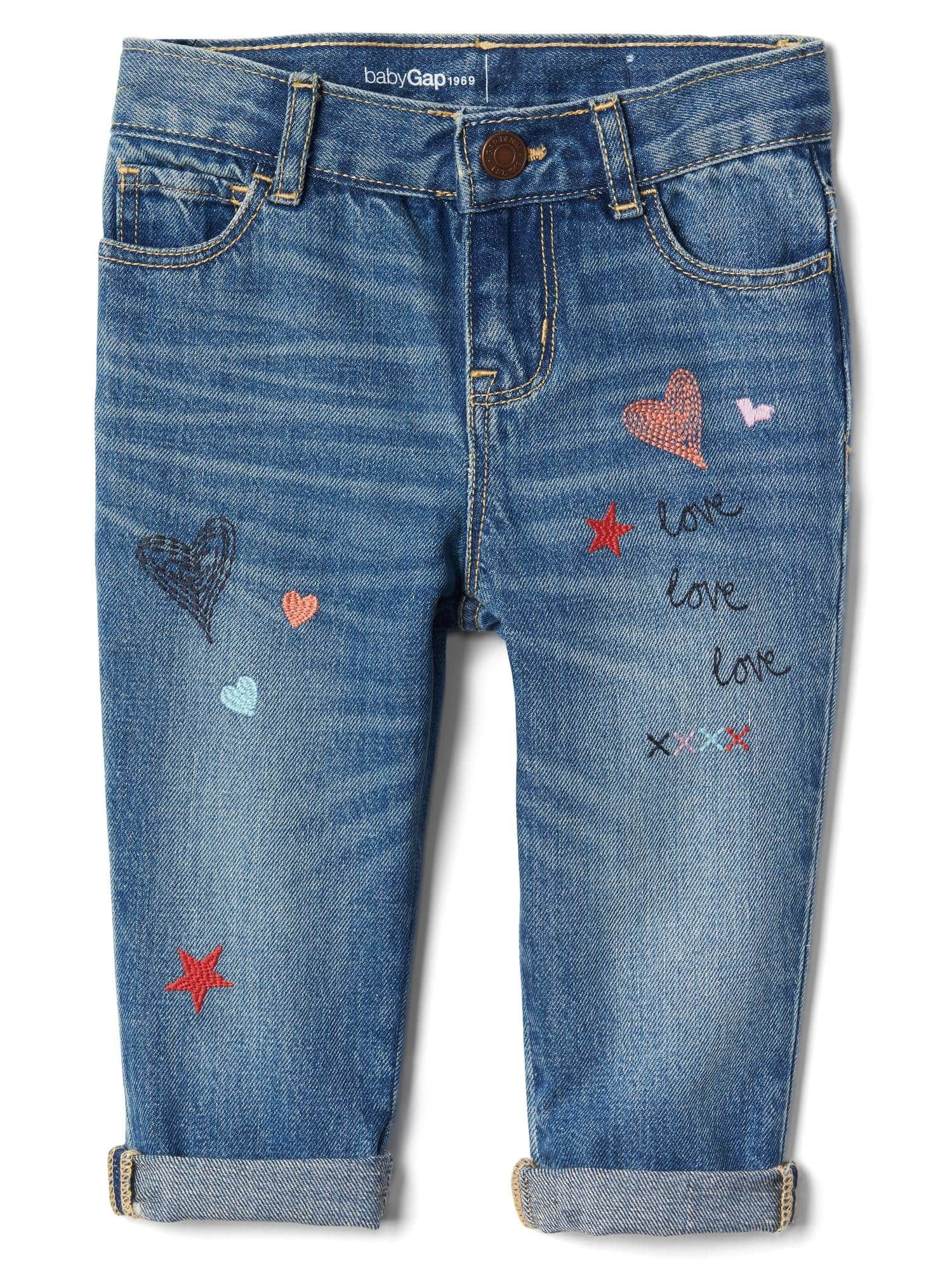 8b9abcc2fa765 Cute babygirl jeans | Baby/Kids Girls Clothing, Outfits Sets, Socks ...