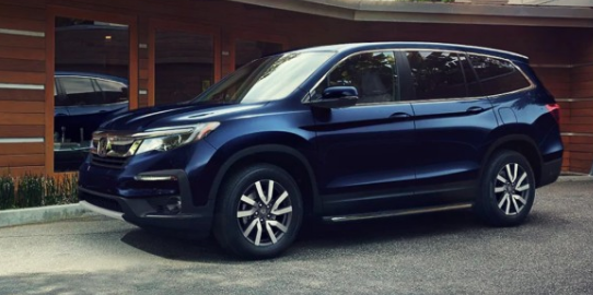 2020 Honda Pilot Hybrid Mpg Styling Redesign And Release Date With Images Honda Pilot Honda Honda Pilot Price