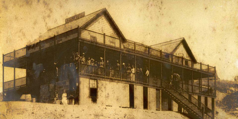 History Of Hotel Laguna Historic Hotel Laguna Laguna