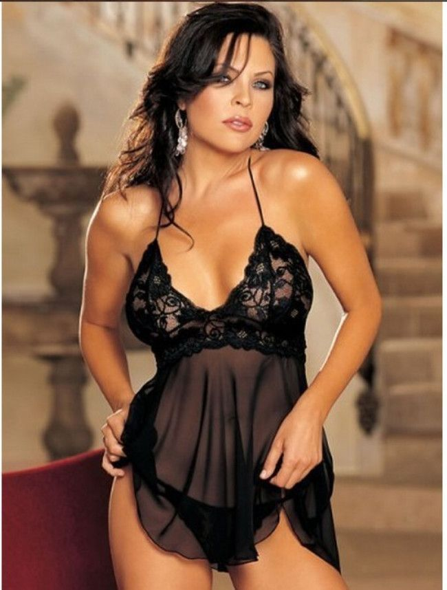 6261ca549ef Dmart7dealSexy Lingerie Women Sexy Dress Sleepwear Sexy Underwear Plus Size  Lingerie For Women M L XL 2XL 3XL 4XL 5XL