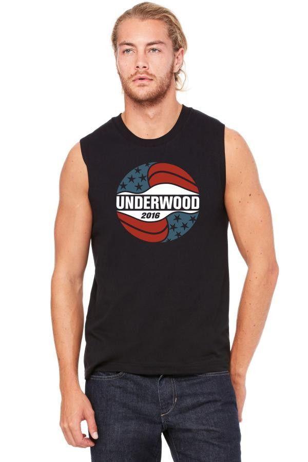 Underwood 2016 Muscle Tank