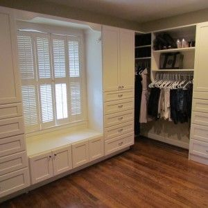 Image Result For Around Window Wall Organizers Closet Bedroom