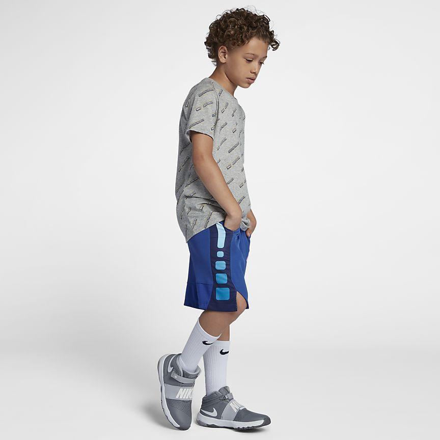 f2b0304bb82546 Nike Big Kids  (Boys ) Basketball Shorts Dri-FIT Elite