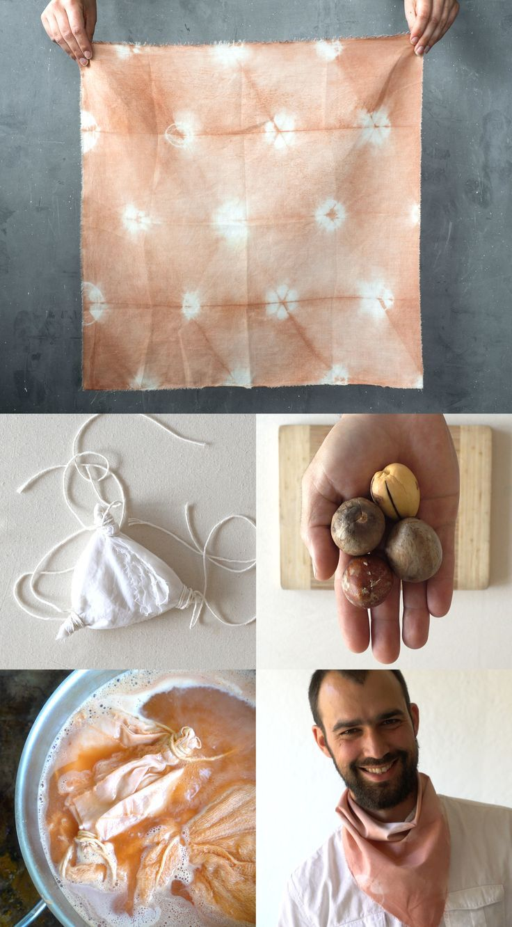 Make a lovely natural pink fabric dye with the pit from a humble avocado.
