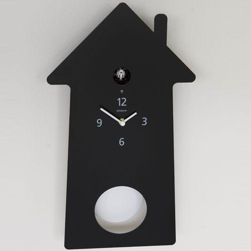 Horloge Metal Laque Coucou Orologio A Cucu 3 Tons Diamantini Horloge Metal Horloge Coucou Horloge