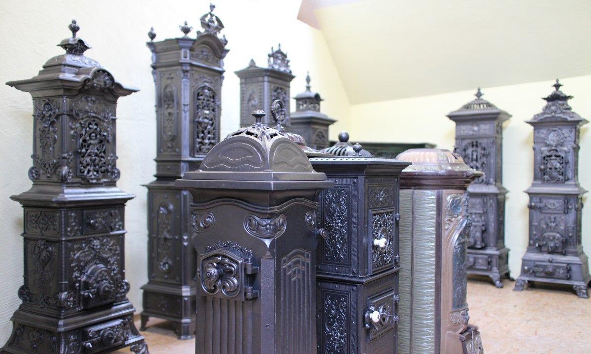 300 Restaurierte Antike Gusseisenofen Antik Ofen Galerie Antik