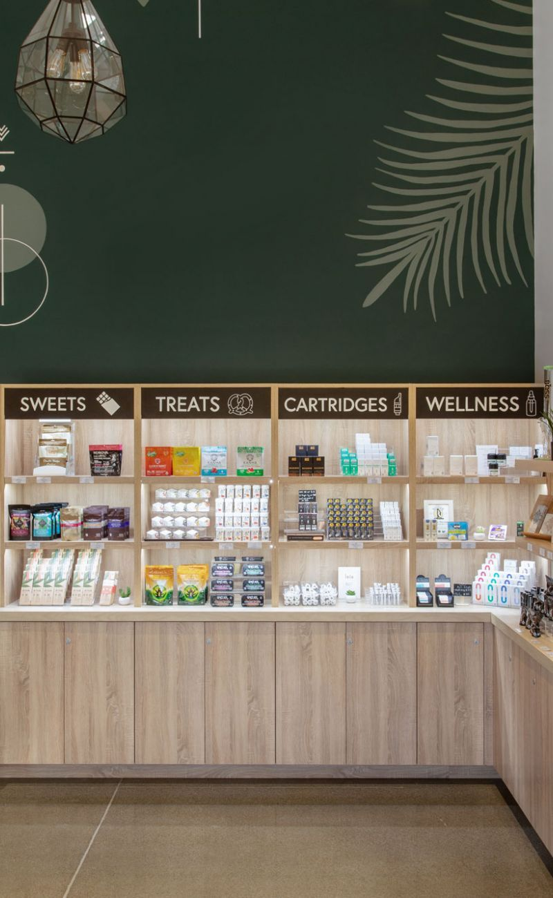 Design Your Dream Dispensary | Sungrown Studio