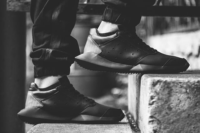 A closer look at the new Rick Owens for Adidas collection