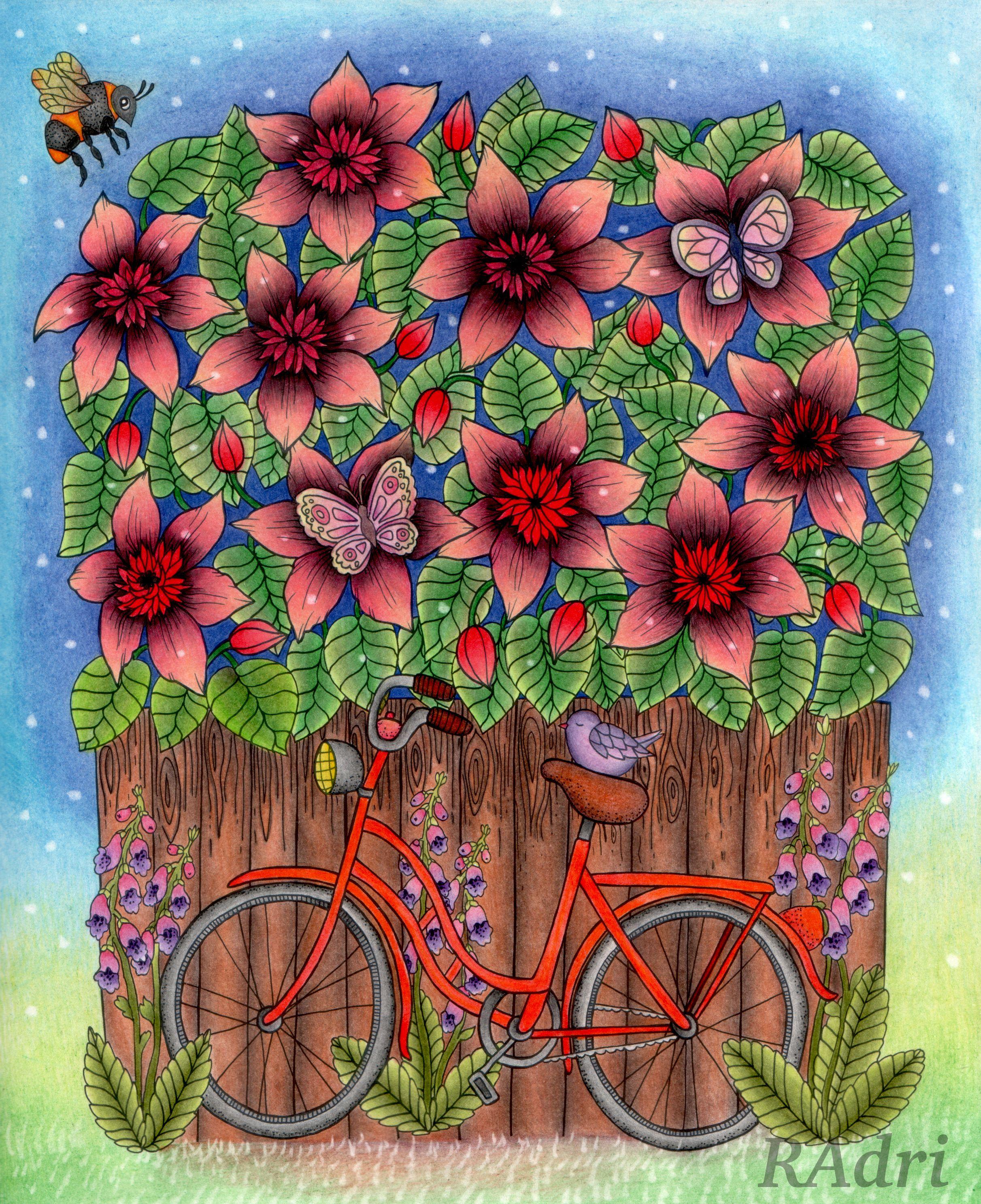 Maria Trolle, Blomstermandala | Maria Trolle | Pinterest | Drawing ...