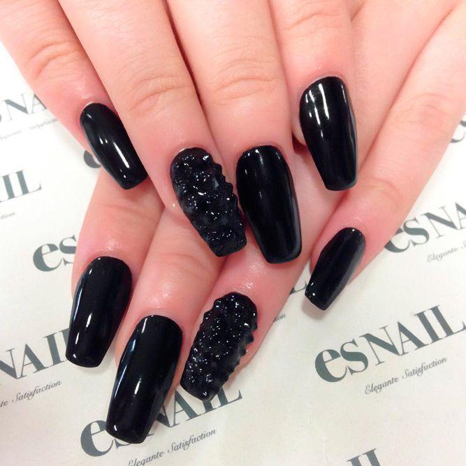 Elegant Ideas for Gel Nail Manicure Designs - Nails C | Nail Art ...