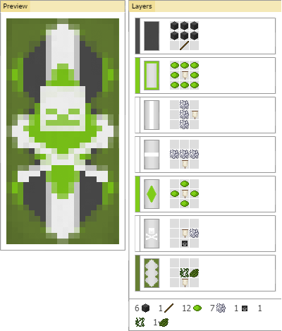banner designs minecraft recipes
