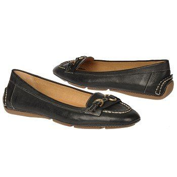 Franco Sarto Manet Shoes (Black Leather) - Women's Shoes - 7.0 M