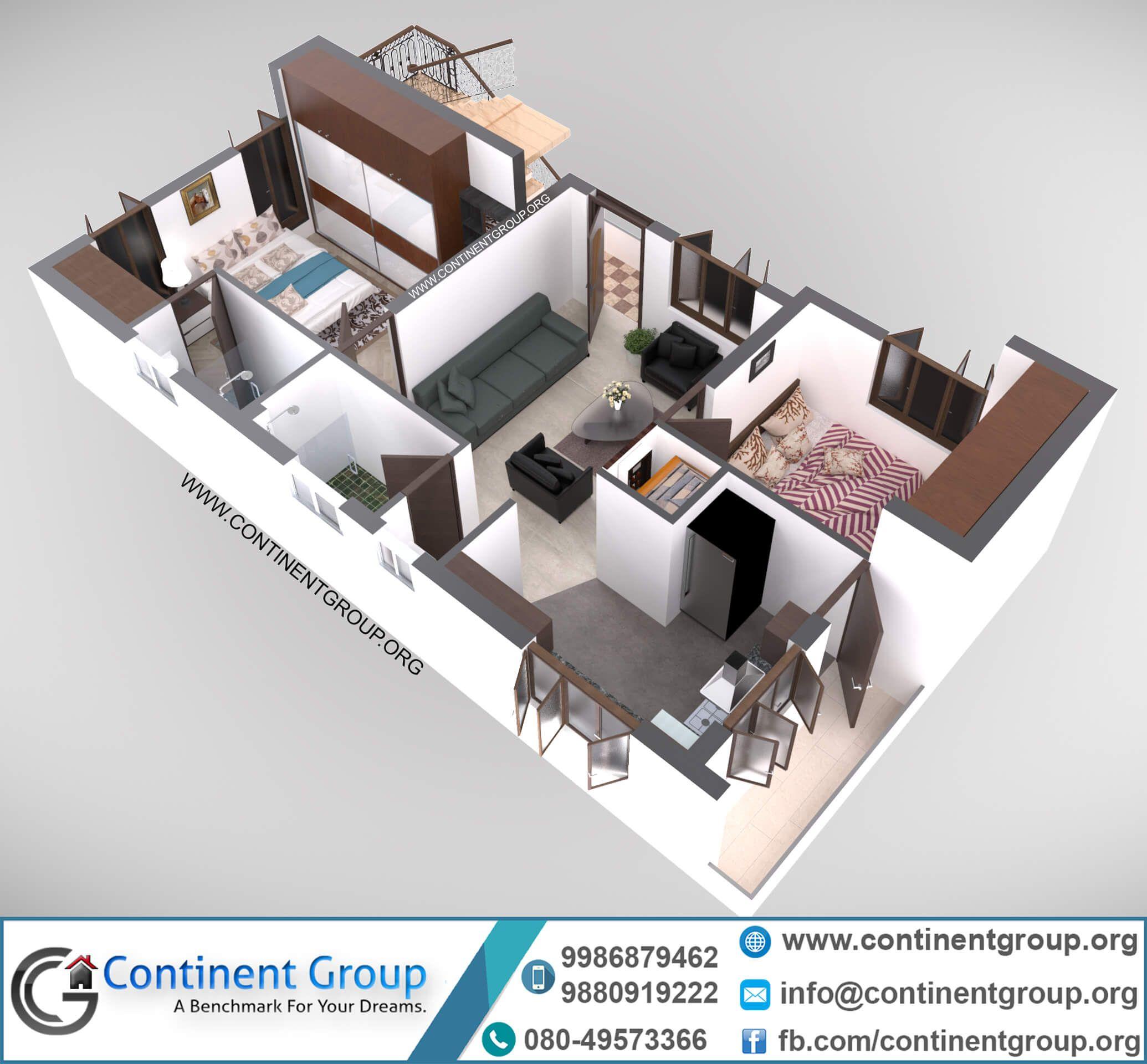 Project GalleryBuilding elevation3d floor planInterior