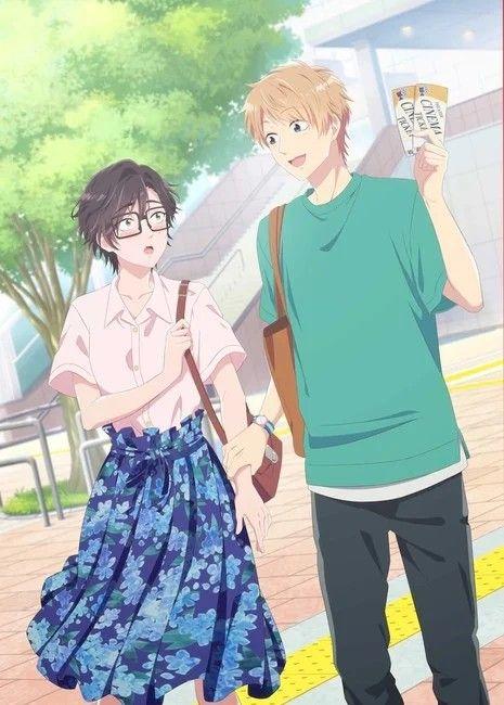 Wotakoi: Love is Hard for Otaku Anime's New Episode Unveils Visual, February 26 Launch