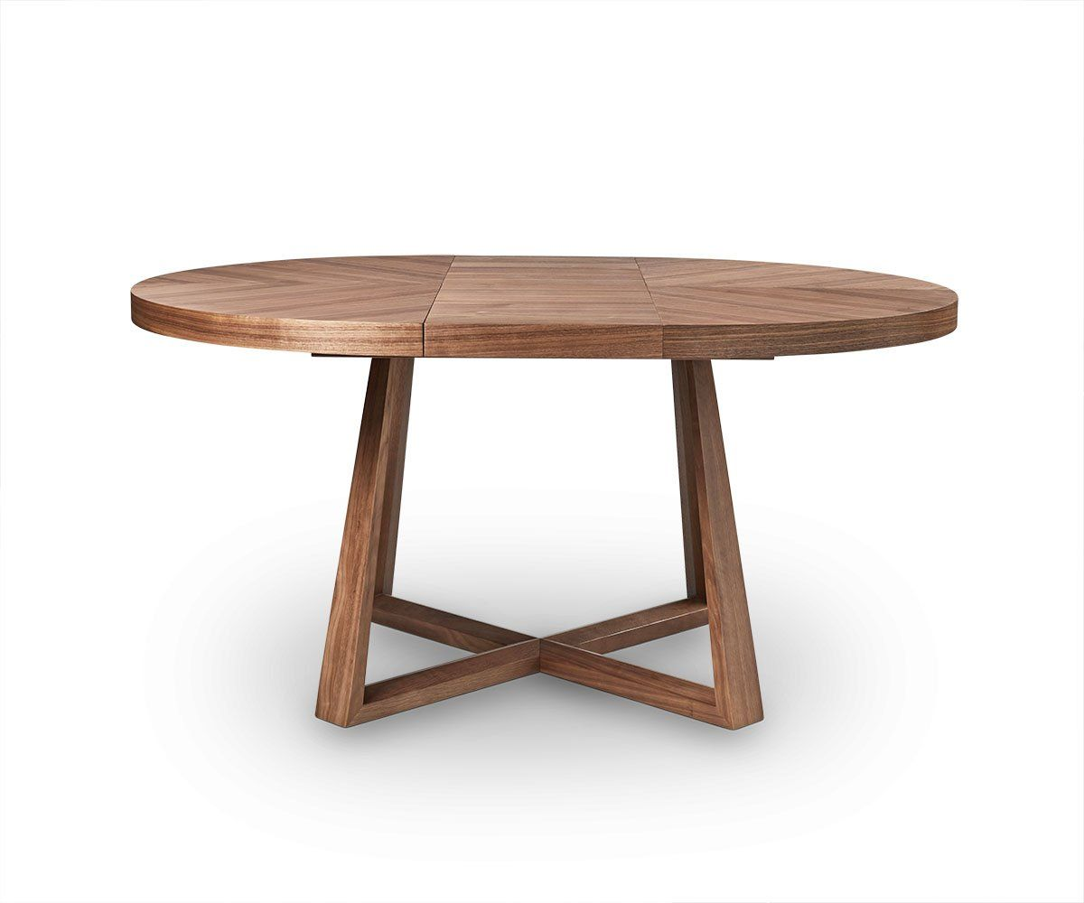 Oliver Round Extension Dining Table Dining Table Round Extendable Dining Table Dining Table With Leaf