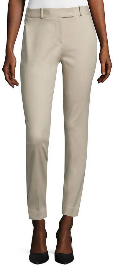 f54e41645a LIZ CLAIBORNE Liz Claiborne Classic Emma Ankle Pants | Pants
