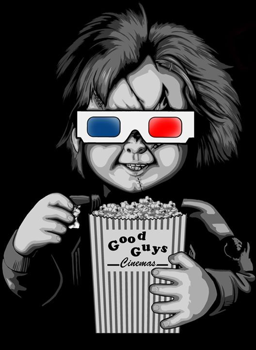 Pin by Alexandra P. on Lil Chucky Horror movie icons