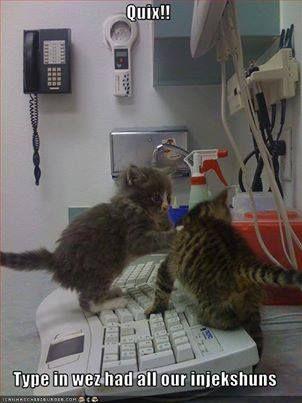 All Our Injections Vet Tech Humor Veterinary Humor Pet Vet